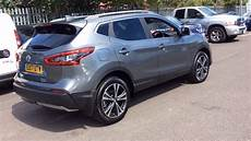 Nissan Qashqai N Connecta Dig T Grey 2017