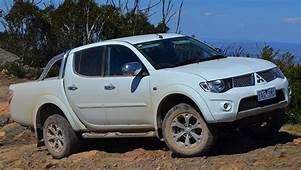 Mitsubishi Triton GLX R Used Review  2009 2012 CarsGuide