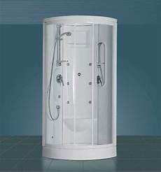 doccia 80x80 box doccia semicircolare con parete monoblocco calypso