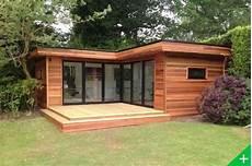 studio de jardin en ossature bois spacieux polyvalent