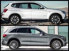 Mercedes Glc Or Bmw X3 bmw x3 vs mercedes glc vs land rover discovery sport