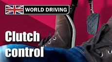 clutch control driving lesson learning to drive clutch control in traffic on a hill youtube
