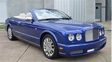 how does a cars engine work 2007 bentley continental gt on board diagnostic system 2007 bentley azure for sale 1957000 hemmings motor news
