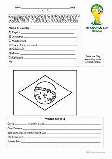 world cup 2014 brazil worksheet free esl printable