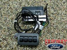ford upfitter switch wiring directions 11 thru 16 duty f250 f350 f450 f550 oem ford in dash upfitter switch kit parts for sale