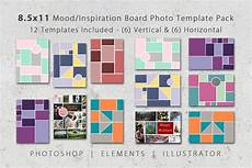 8 5 x 11 business card template indesign 8 5x11 mood board photo templates branding mockups