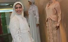 7 Model Baju Pengantin Muslimah Syar I Terbaru 2017