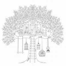 Ausmalbilder Erwachsene Garten Garten Malbuch Vogel Malvorlagen Secret Garden Coloring