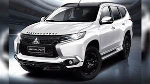 2019 Mitsubishi Montero Sport GLS Black Series Photos Video
