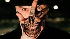 top 50 scariest 3d tattoos in the world - 3 D Tattoos
