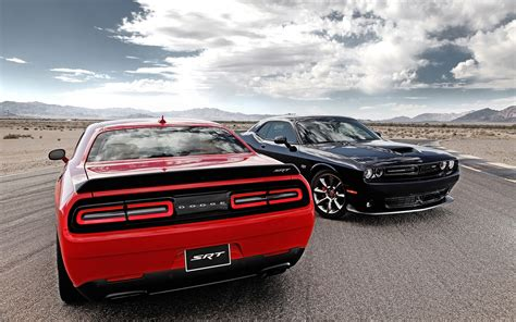 2015 Dodge Challenger Srt Cars Wallpaper