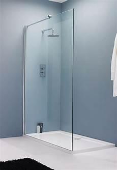 Duschabtrennung Badewanne Glas - shower glass panel ideas for a small bathroom at your