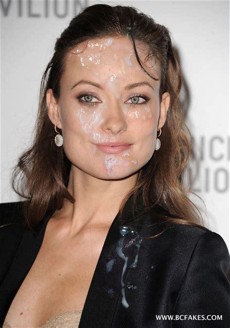 Fake Facial Cum