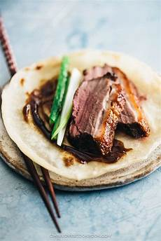 Knusprige Ente Rezept - crispy duck breast omnivore s cookbook