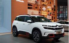 comparison citroen c5 aircross hybrid 2018 vs