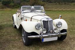 Classic MG Sports Car Editorial Stock Photo  Image 34651343