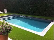liner gris clair piscina en 2019 swimming pool