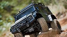traxxas land rover traxxas rc land rover defender muted