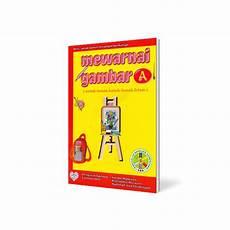 Buku Mewarnai Gambar Untuk Anak Tk Seri A Toko Buku
