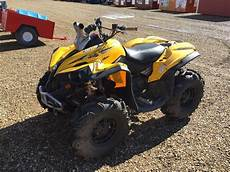 2007 Can Am Renegade 800 Atv Weaver Bros Auctions Ltd