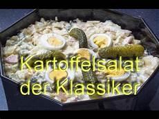 Kartoffelsalat Mit Ei - kartoffelsalat der klassiker mit gurke ei fleischwurst