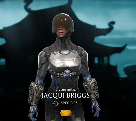 Kosplay Jacqui Briggs