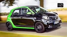 2017 Smart Forfour Electric Drive Design Overview Road