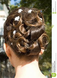 Images Of Hair Style wedding hair style stock image image 11191311