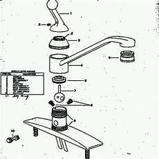 delta single handle kitchen faucet parts delta faucet repair diagram single handle faucet repair kitchen faucet parts kitchen sink