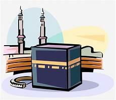 Gambar Kabah Kartun Png Gambar Islami