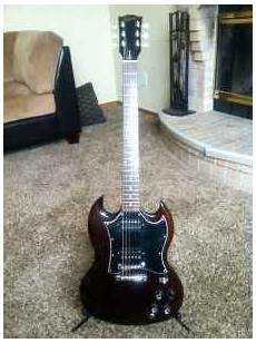 craigslist guitar for sale craigslist vintage guitar hunt sg special in boise id for 450 not worn or faded