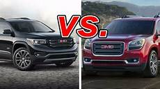 electronic stability control 2011 gmc terrain seat position control gmc acadia by model year generation carsdirect