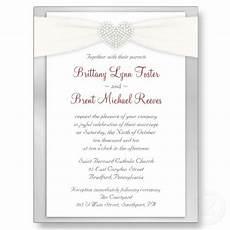 Wedding Invitation Exles Wording