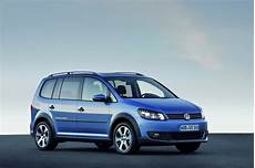Vw Cross Touran Can Be Ordered From Tomorrow Garage Car
