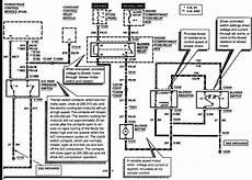 Ford Tauru Heater Wiring Diagram by 1997 Wiring Diagram Taurus Car Club Of America Ford