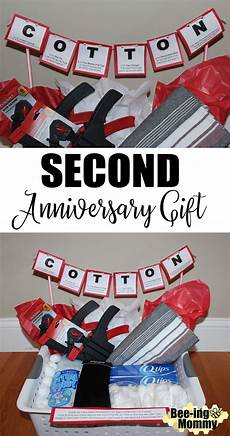 Cotton Wedding Anniversary Gifts For