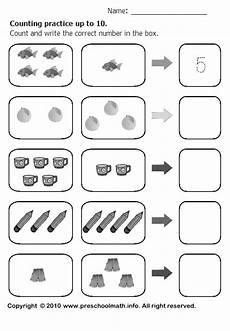 addition box worksheets 8793 counting number up to 10 in two boxes april worksheets for kindergarten numbers