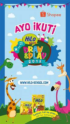 Gambar Hilo School Draw Play 2 Ar Production