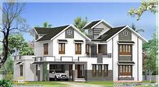 modern kerala house plans modern 4 bedroom kerala home elevation kerala home
