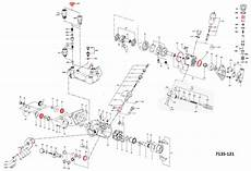 complete seal repair kit for lucas cav dps fuel pumps