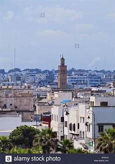 hauptstadt marokko stadtbild der alten medina rabat hauptstadt