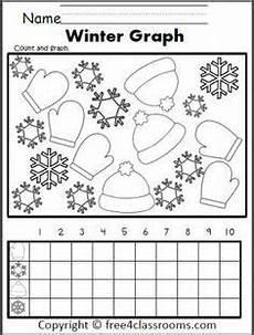 free graphing worksheets 20365 free winter graphing worksheet for preschool kindergarten and 1st grade kindergarten