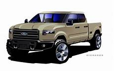 ford atlas concept evolution from sketch to show stopper