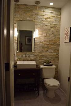 Bathroom Tile Ideas Half Bath by Even If The Half Baths May Seem Small The Reality Is That