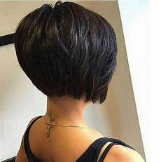 2020 latest short stacked bob haircuts with bangs