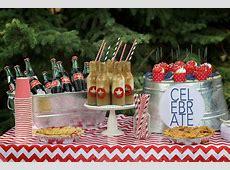 Kara's Party Ideas 4th of July outdoor summer patriotic