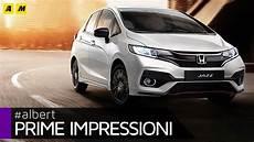 Honda Jazz Dynamic - honda jazz dynamic 2018 il vtec torna a suonare