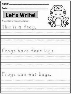 writing sentences from pictures worksheets 22214 handwriting worksheet a z free printables writing literacy handwriting