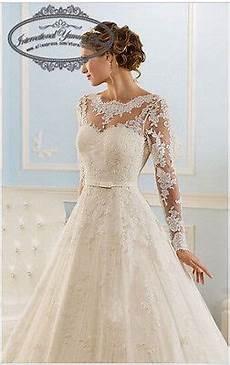 robe de mariée dentelle manches longues 2015 tulle et dentelle robe de mari 233 e robe de mari 233 e 224