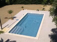 piscine coque grise piscine kit coque polyester bermudes piscines composites nos piscines constructeur de